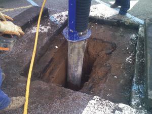 Vacuum excavation technology