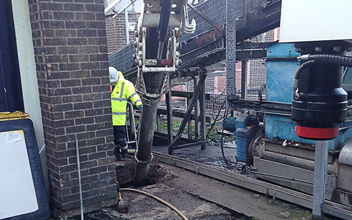 Vacuum Excavation Project: Safer Suction Excavation For A Substation